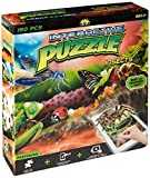 MasterPieces 3D Interactive Insects Puzzle Game, 100-Piece