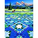 Mountain Vigil 1000 pc Jigsaw Puzzle