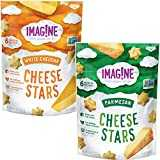 Imag!ne Variety Pack, Cheese Stars, 4 Count