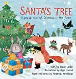 Santa´s Tree: A pop-up tale of Christmas in the forest