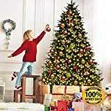 ArtMuseKits Artificial Christmas Tree, Green