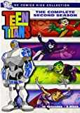 Teen Titans: The Complete Second Season