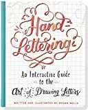 Hand-Lettering: An Interactive Guide to the Art of Drawing Letters