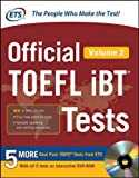 Official TOEFL IBT tests: 2