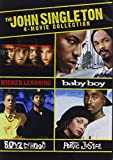 The John Singleton 4-Movie Collection (Baby Boy / Boyz N´ the Hood / Higher Learning / Poetic Justice)