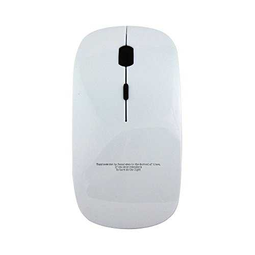Happiness can be found even in the darkest of times. If one only remembers to turn on the light Wireless Mouse