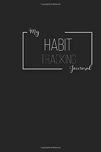 My Habit Tracking Journal: Cultivating a Better You Through Daily Actions, Motivational Gifts