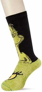 Stance - Chaussettes The Grinch Hommes, Large, Green