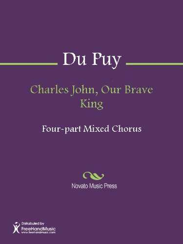 Charles John, Our Brave King (English Edition)