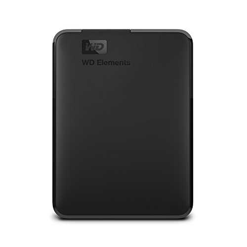 Western Digital WDBU6Y0020BBK Disque dur externe 2 To USB 3.0