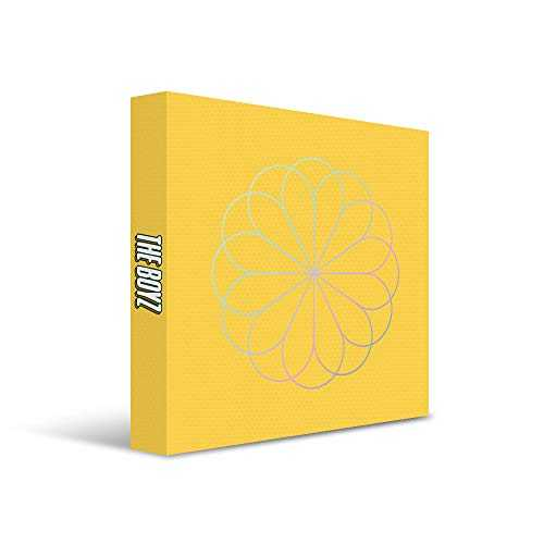Cre.ker The Boyz - Bloom Bloom [Heart Ver.] (2nd Single Album) 1CD 88p Photobook 1POP-UP Card 1Name Sticker 1Photo Letter 1Photocard