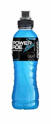 Powerade Ice Storm 50 cl bouteille