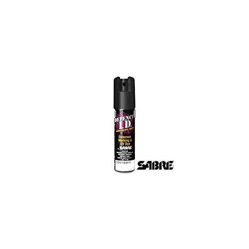 Spray de défense SABRE USA 19 ml (Buse De Projection Max Power) N°1 USA