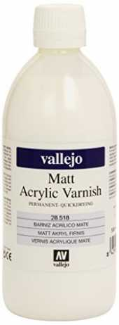 Liquid Varnish - 500ml Matt