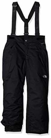 THE NORTH FACE Youth Snowquest Pantalons Enfant TNF Black FR : S (Taille Fabricant : S)