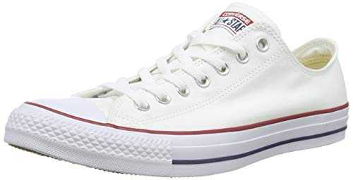 Converse Chuck Taylor All Star Core, Baskets Mixte Adulte, Blanc, 39.5 EU