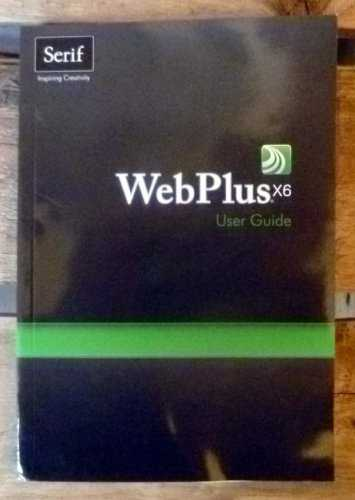 WebPlus X6 User Guide by Serif Europe Limited (2012-05-28)