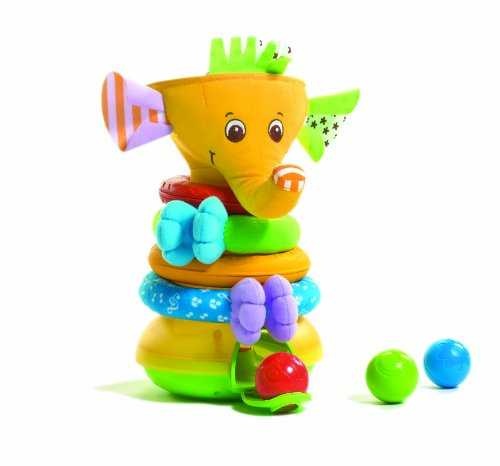 Tiny Love 00584 Musical Stack und Ball Game