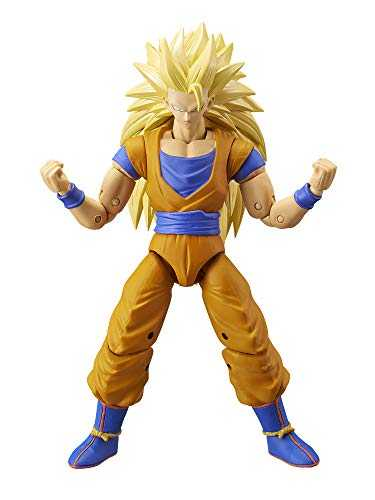 Bandai - Dragon Ball Super - Figurine Dragon Star 17 cm - Super Saiyan 3 Goku - 36184