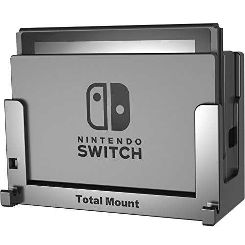 TotalMount Support mural pour Nintendo Switch