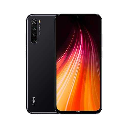 Redmi Note8 4 64Gb Black EU