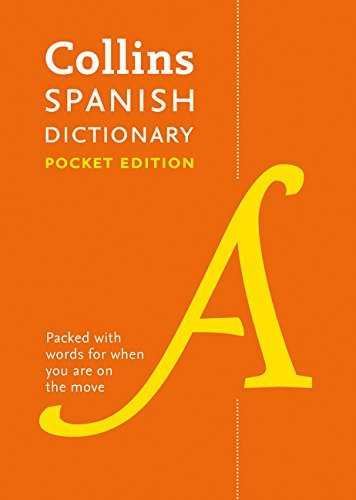 Collins Spanish Dictionary : 40,000 Words and Phrases in a Portable Format