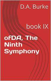 ofDA, The Ninth Symphony: book IX (ofDA Trilogies 9) (English Edition)