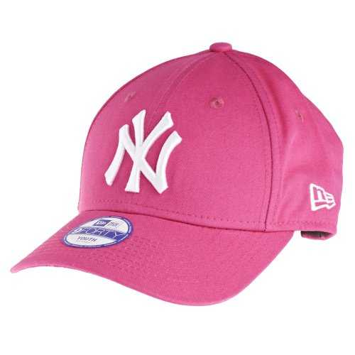 Casquette 9Forty JUNIOR NY New Era baseball cap casquette (Youth (52-56cm) - pink)