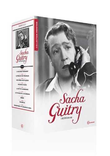Sacha Guitry-L'âge d'or (1936-1938)