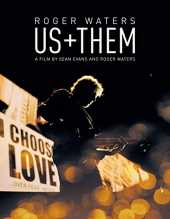 Roger Waters - Us   Them [Blu-ray]