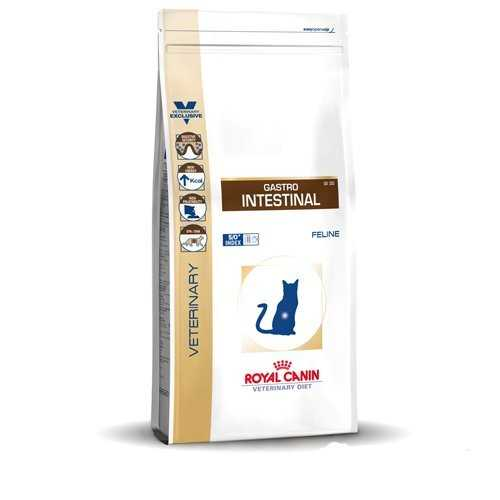 Royal Canin - Royal Canin Veterinary Diet Cat Gastro Intestinal GI32 2 kg