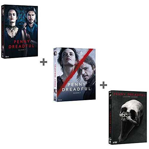 Penny Dreadful - Saisons 1 à 3 DVD