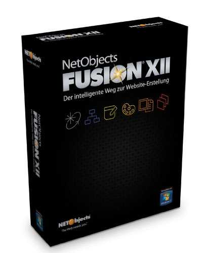 Netobjects Fusion 12 Crossgrade/Upgrade
