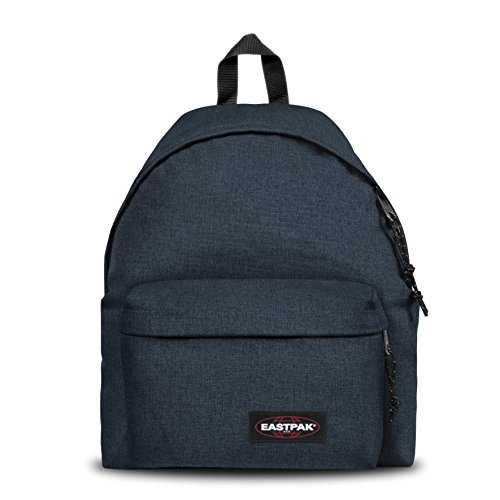 Eastpak Padded PAK'R Sac à Dos Enfants, 40 cm, 24 liters, Bleu (Triple Denim )