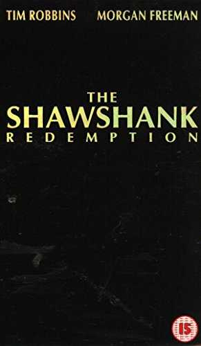 The Shawshank Redemption [VHS] [Import allemand]