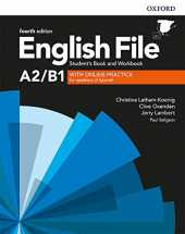 English File 4th Edition A2/B1. Student's Book and Workbook with Key Pack (English File Fourth Edition)