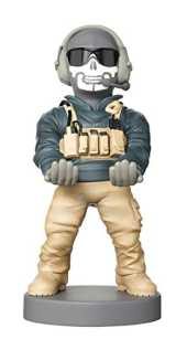 Figurine - Cable Guy Call Of Duty Lt. Simon Ghost Riley