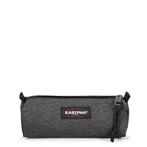 Eastpak Benchmark Single Trousse, 21 cm, Noir (Black) (Black Denim)