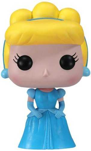 Funko - POP Disney Series 4 - Cinderella