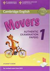 Cambridge English Movers 1 for Revised Exam from 2018 Studen (Cambridge Young Learners Engli)