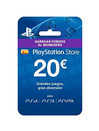 Sony – Carte Bis 20 € (Playstation)