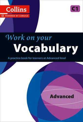 Vocabulary   C1  Collins Work on Your…