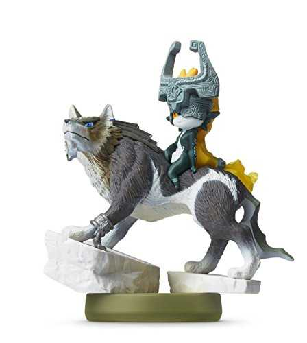 Amiibo ´The Legend of Zelda´ - Link loup