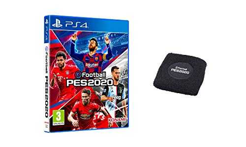 eFOOTBALL PES2020   Polsino per Sport - Playstation 4 [Esclusiva Amazon.it]