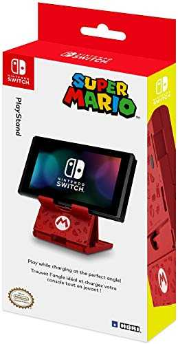 Playstand Support pour Nintendo Switch - Mario