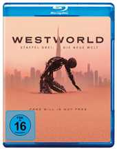 Westworld - Staffel 3 [Blu-ray]