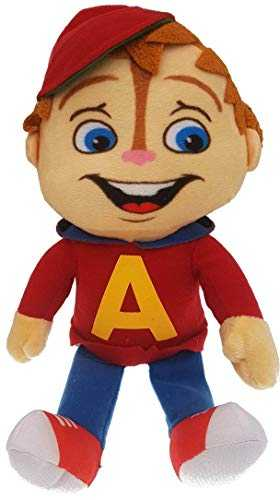 Peluche Alvin Superstar 27cm Protagonista Alvin Originale Whitehouse Chipmunks