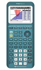 Texas Instruments TI-84 Plus CE Color Graphing Calculator, Teal (Metallic)