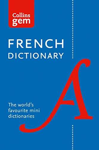 Collins Gem French Dictionary : Edition bilingue français-anglais / anglais-français