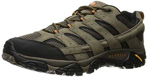 Merrell Men´s Moab 2 Vent Hiking Shoe, Walnut, 7.5 W US